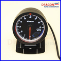 "2.5"" 60MM DF Advance CR Gauge Meter Tachometer RPM Gauges Black Face"