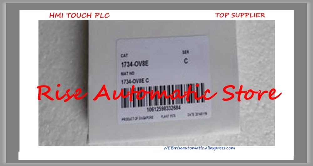 Brand New Original 1734-OV8E PLC 24DC 8 current sinking POINT Digital DC Output ModulesBrand New Original 1734-OV8E PLC 24DC 8 current sinking POINT Digital DC Output Modules