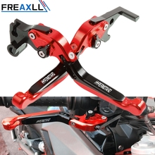 цена на For Ducati HYPERMOTARD 1100 S EVO SP 796 821 939 SP Strada CNC Motorbike Folding Extending Motorcycle Brake Clutch Levers