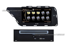 For Audi A5 2008~2013 – Car GPS Navigation System + Radio TV DVD iPod BT 3G WIFI HD Screen Multimedia System