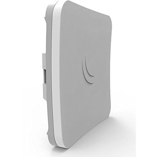 MikroTik RBSXTsq5HPnD Ponto de Acesso Ao Ar Livre SXTsq 5 16dBi 5 GHz Dual Cadeia Integrada de Alta Potência CPE/Backbone (RBSXTsq5HPnD-CN)