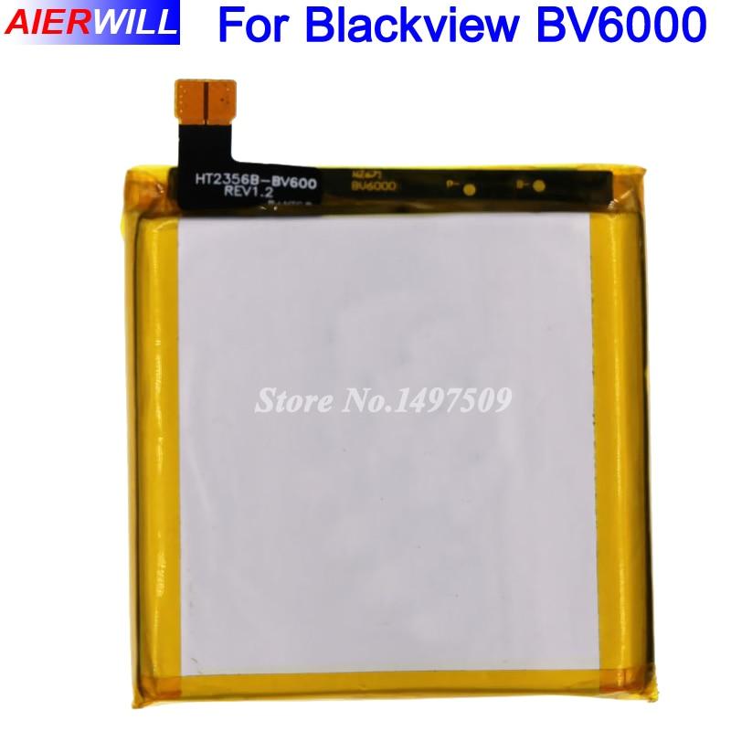 4200mAh Battery For Blackview BV6000 BV6000S Batterie Bateria Accumulator AKKU