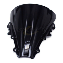 Motorcycle Windscreen Windshield For YAMAHA YZF 600 YZF R6 2006-2007 2006 2007 Motorbike