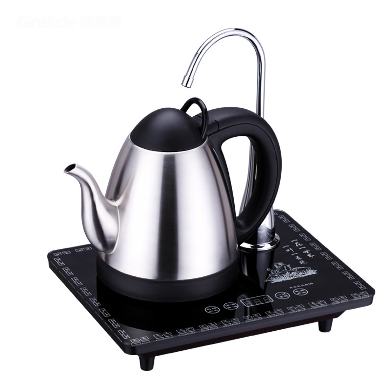 все цены на Automatic upper water electric kettle tea burner ware household