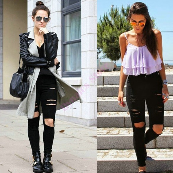 Fashion Black Jeans | Ku Jeans