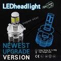1 Conjunto de 120 W 12000LM CREE Chip LED Kit Farol H4 H7 H8 H9 H11 H10 9005 9006 HB3 HB4 9004 HB1 9007 HB5 H13 9008 Farol Do Carro lâmpada