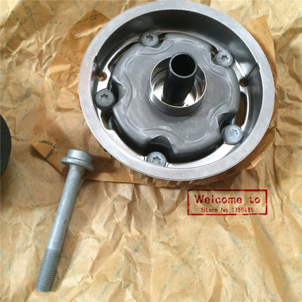 Original CAMSHAFT SPROCKET Camshaft Exhaust Gear 55567048 For OPEL Astra H/Insignia/Signum/Vectra C or Zafira B Chevrolet Cruze