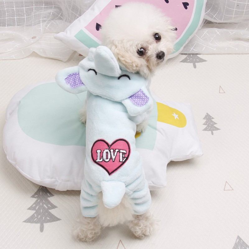 Dog Pajamas Winter Dogs Jumpsuit Fashion French Clothes for Dogs Chihuahua Ropa Perro Small Dog Clothing Pet Overalls Bulldog