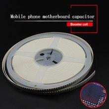 10 шт. индуктивность для iPhone 6 S 6SP 7 7 P cpu вокруг пусковая катушка материнская плата телефона конденсатор замена катушки вокруг ЦП