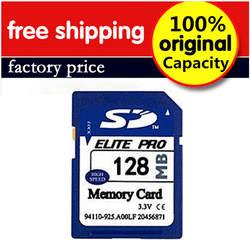 Оптовая продажа с фабрики 10 шт./лот 100% реальная емкость карта памяти SD картао де memoria Бесплатная доставка