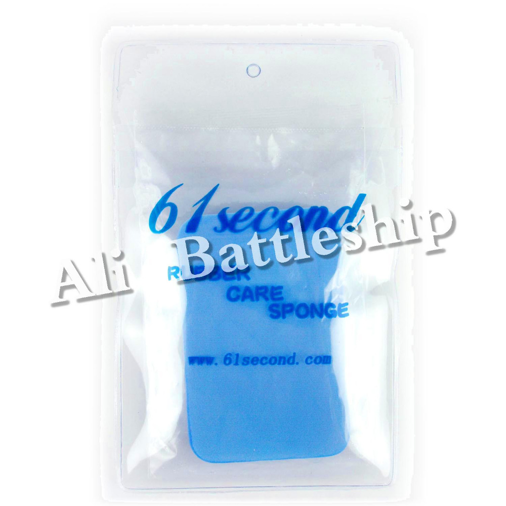 61second Table Tennis Rubber Cleaner Sponge Cleaning Washing Sponge For Table Tennis Rubber