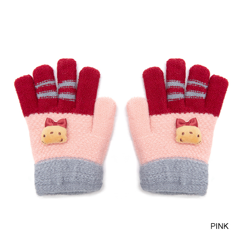 Βρεφικά χειροποίητα βαμβακερά γάντια Παιδικά Ρούχα Ρούχα MSOW
