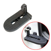 Universal Accessories Foot Pedal SUV Door Hook Step Assist Ladder Fit For Car Truck Roof Auxiliary Tool Metal Style