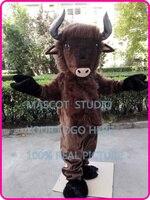 Highland базион bull костюм талисмана обычай необычные костюмы аниме косплей комплект mascotte тема костюмированный карнавал costume41418