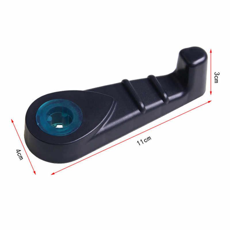 Kongyide siège de voiture crochet de rangement arrière 2 pièces siège universel appui-tête support de suspension crochets pour sac sac à main tissu épicerie mar29