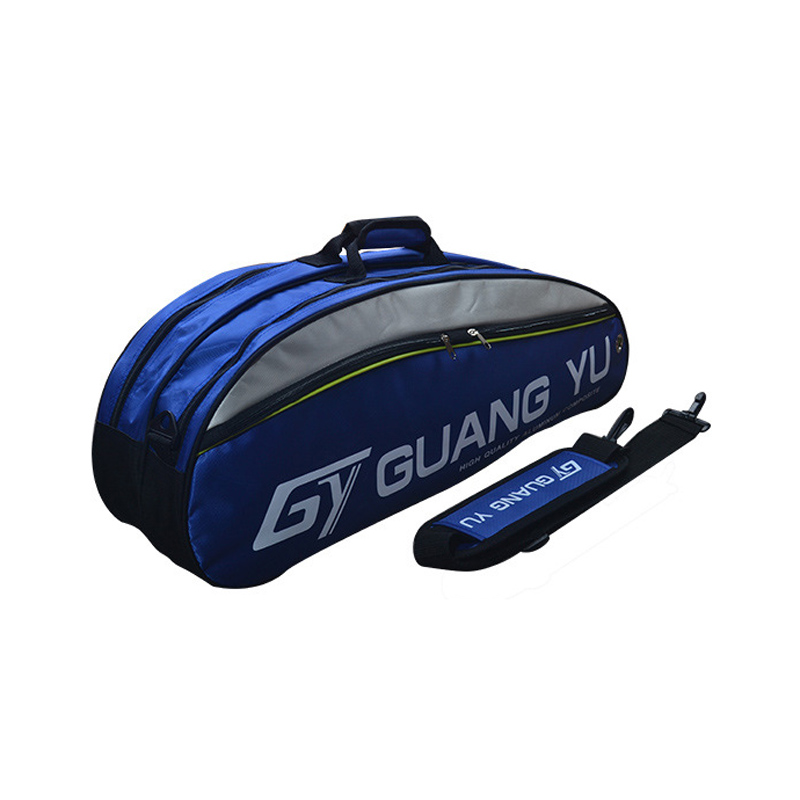 New Professional Training Sport Big Capacity Bag Shoulder Bag For Badminton Tennis Rackets Gym Men Women 72x18x27cm