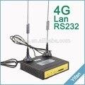 Небольшой размер поддержка VPN поддержка B28 CAT6 300 МГц F3827 Промышленные 4 г маршрутизатор для видеонаблюдения