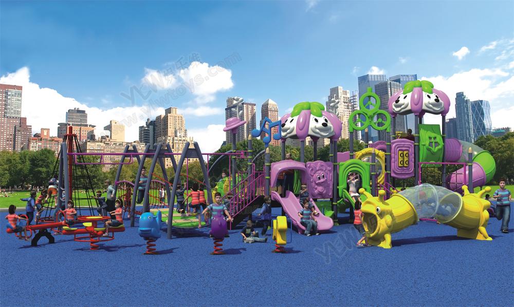 new juegos infantiles al aire libre parque de atracciones estructura de juego para los nios