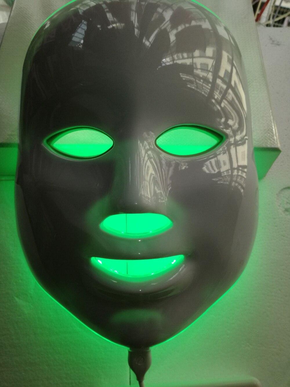 Korean Photodynamic LED Facial Mask Home Use Beauty Instrument Anti acne Skin Rejuvenation LED Photodynamic