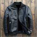 2015 New Sheep skin Fur Men's leather jacket Men's fur jacket Jacket 8166