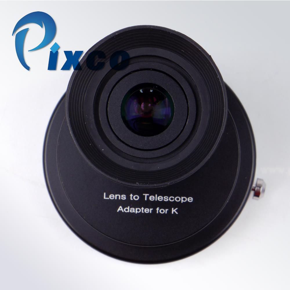 SWEBO Lens to Telescope Adapter Suit For Pentax K Mount Fourth Generation Revolutionary Design