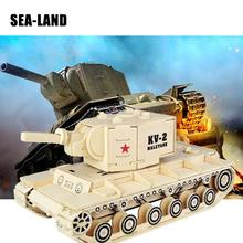 New Kids Toys 3d Puzzle Kv-2 Heavy Tank Wooden Of High-quality Materials A Best Gift For Your
