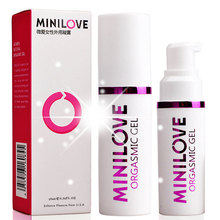 Aphrodisiac Woman Minilove Orgasmic Gel for Women Love Climax Spray, Strongly Enhance Increase G-spot Female Libido Sex Products