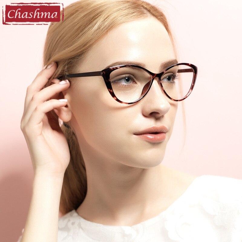 Chashma TR 90 Eyeglasses Qualität und Mode Cat Eyes Stilvolle - Bekleidungszubehör - Foto 4
