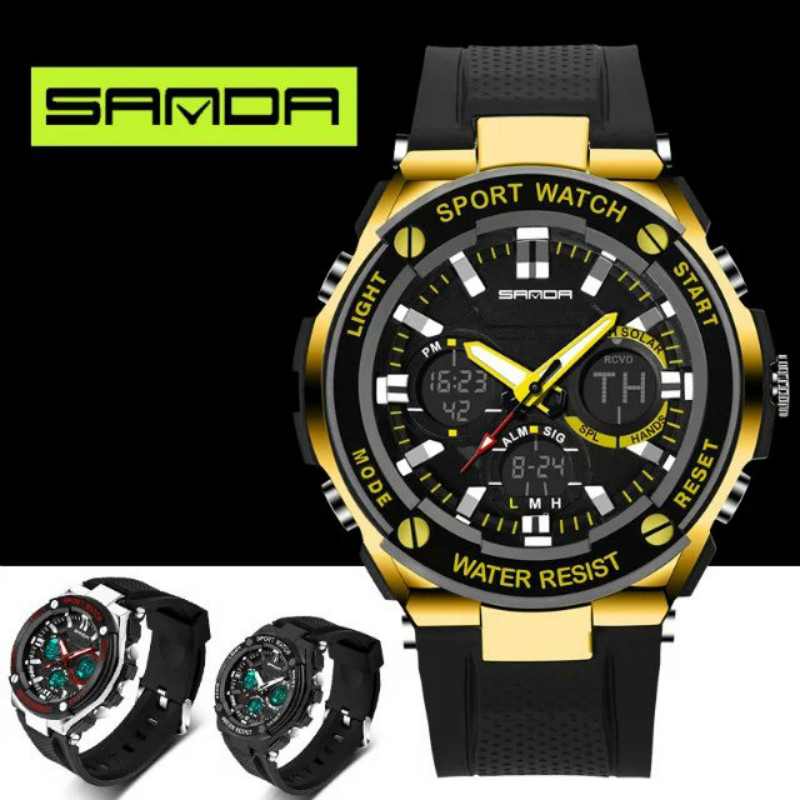 2016 New Brand Luxury Fashion Watches Men G Style Waterproof Military Digital Watch Shock Men 39 S