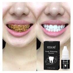 ROSALIND 10ML Dental Material Teeth Whitening Essence Oral Hygiene Cleaning Serum Bleaching Dental Tools White Gel Teeth Care