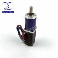 Gear ratio 90:1 Planetary Gearbox stepper motor Nema 8 0.6A Geared Stepper Motor 3d printer stepper motor