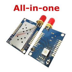 Image 2 - 2sets/lot All in one vhf walkie talkie module kit SA828 VHF FM transceiver module