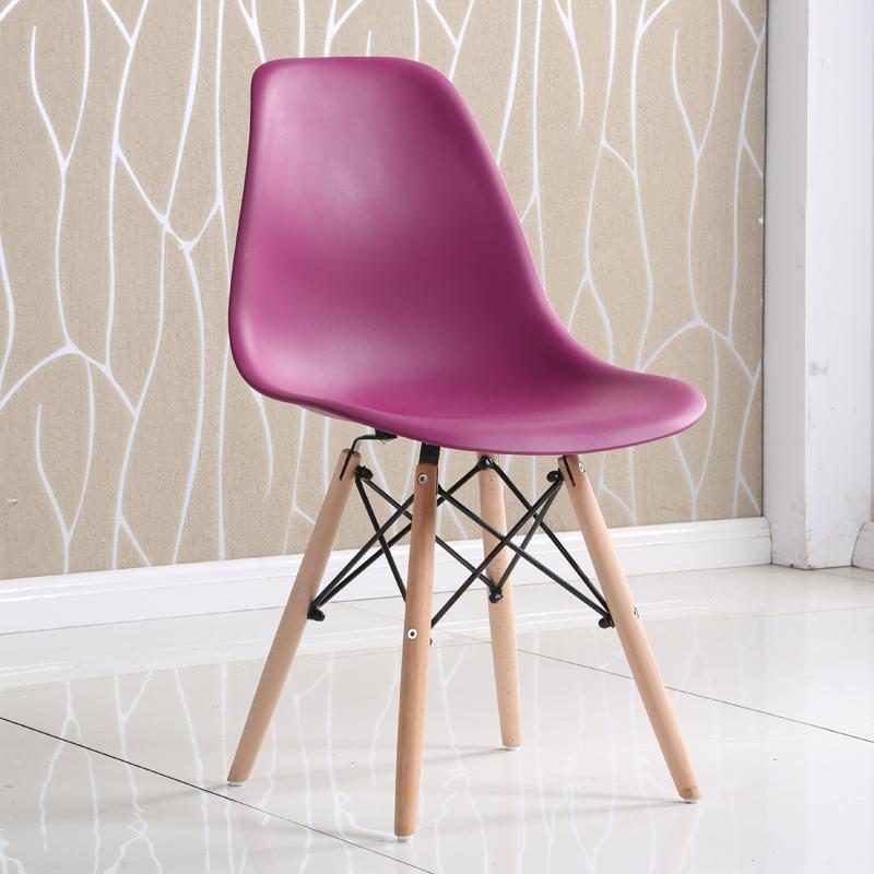 Модный стул, современный минималистичный стул, креативный стул, стол, офисный стул, домашний, скандинавский, обеденный стул - Цвет: style 17
