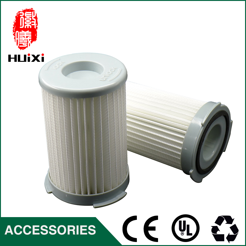 3 PCS  white vacuum cleaner parts replacement hepa air filter for ZS203  ZT17635 skullies