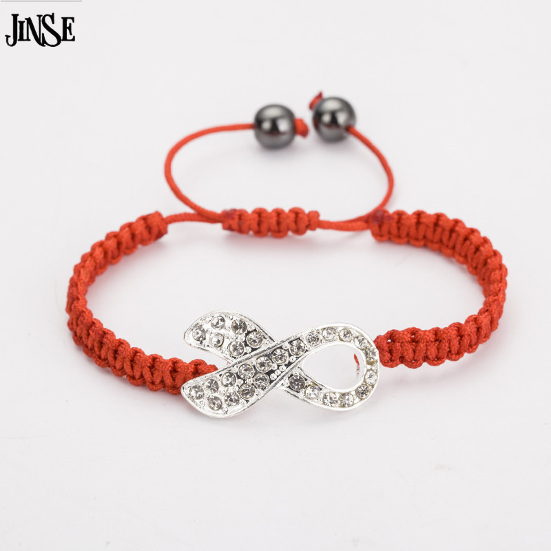 Buy breast cancer shamballa bead and get free shipping on AliExpress.com 630d2cf21020