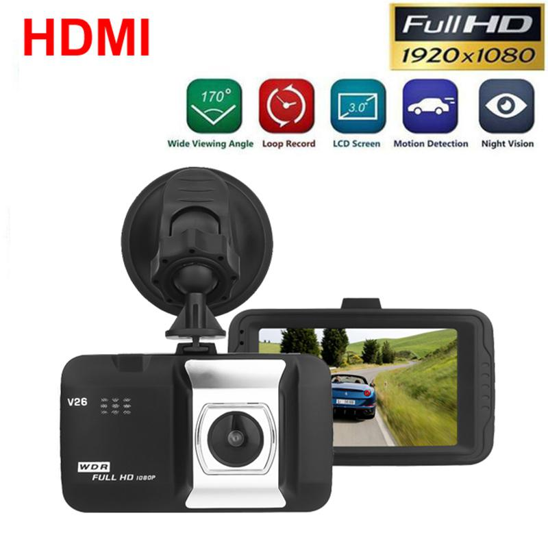 BEESCLOVER 3 Car Full HD 1080P DVR Dash font b Camera b font Video Recorder Camcorder