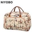Горячая Продажа! бесплатная доставка бренд женщин дорожная сумка водонепроницаемый большая спортивная сумка повседневная PU багаж сумку большой ZL14