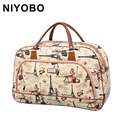 Hot Sale! Free shipping brand women travel bag waterproof duffel bag casual PU luggage bag large ZL14