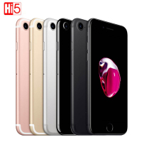 Unlocked Original Apple iPhone 7 32G/128G/256G Rom Quad core Mobile phone 12.0MP Camera IOS 1960mA Fingerprint Smart Phone Whole