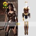 Custom Made Hot Super Hero Wonder Woman Princess Diana Cosplay Costume Dresses for Party Halloween Diana Prince cosplay costumes