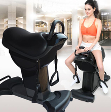 Electric horse riding machine Twist the waist fat to reduce weight sports equipment Humanized design non-slip foot step/220907