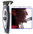 Maquina de cortar o cabelo pelo de la barba trimmer de corte de pelo clipper trimmer de pelo herramientas de peinado del pelo máquina de afeitar