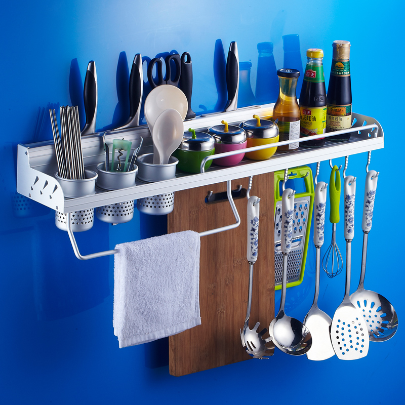 22 Birch Pull Out Shelf Kit One Shelf 1 4 Bottom: Antique Aluminum Wall Square Storage Holders Shelf