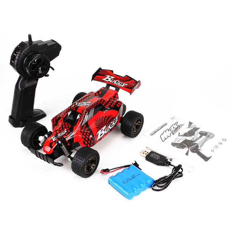 New RC Car 2.4G 20KM/H High Speed Racing Car Climbing Remote Control Car RC Electric Car Rock Crawler Off-Road Truck 1:20 RC Toy remote control 1 32 detachable rc trailer truck toy with light and sounds car