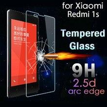 2.5D Закаленное Стекло 9H для Xiaomi Redmi 1s, Высококачественная защитная пленка, Взрывозащищенная Защита для ЖК-экрана для Redmi 1s
