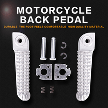 Footrests Motorcycle-Accessories YZF1000 Yamaha Rear for Yzf1000/R1/Yzf600/..