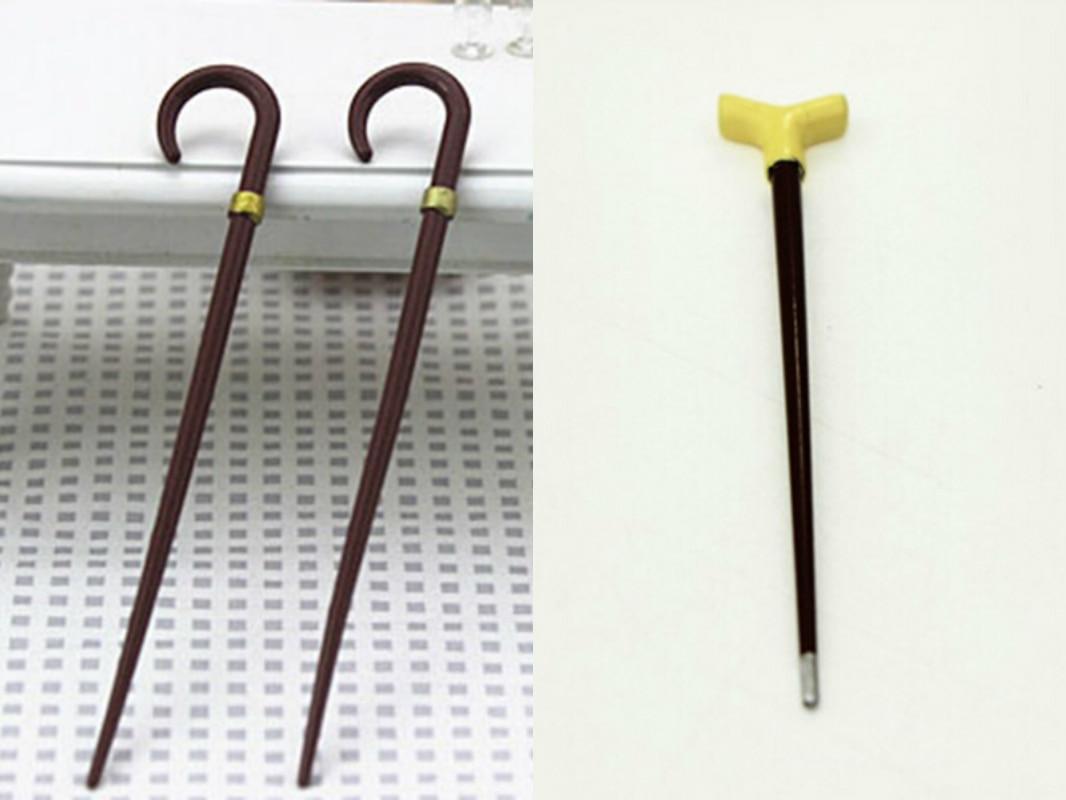 Metal Detail stainless steel Rod Pilling Bar 2.0mm For MG PG Gundam Model(30pcs)