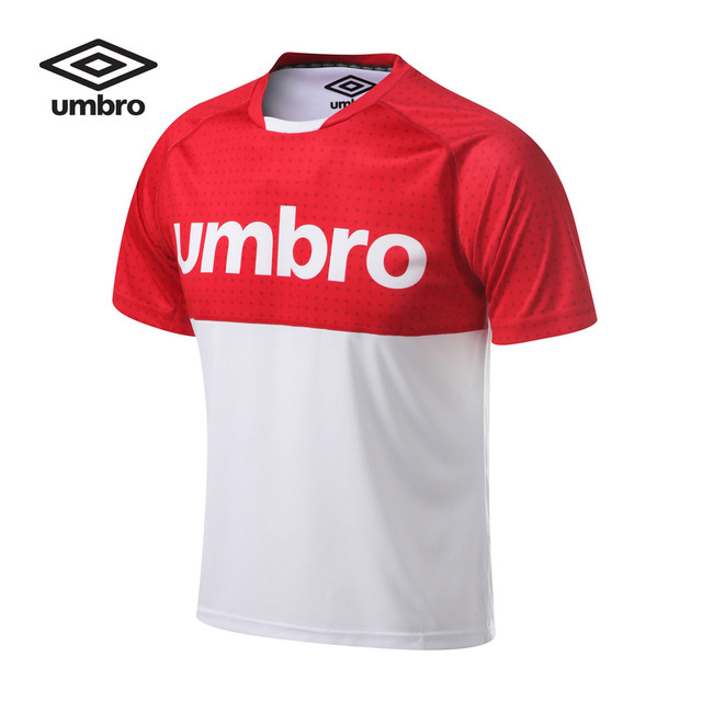 d9f6c6d8802 Umbro Training Football 2016 2017 New Men Soccer Jerseys Football shirt T- shirt Tee Tops Short Sleeve Sportswear UCA63001