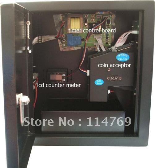 Münz-Zeitschaltuhr-Netzteil zur Steuerung von elektronischen - Spiele und Zubehör - Foto 2