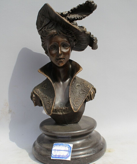 wholesale factory 10Western Art sculpture Bronze Marble Famous Nobility Women Dai an na Statuewholesale factory 10Western Art sculpture Bronze Marble Famous Nobility Women Dai an na Statue